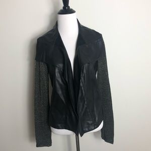 Kut from the Kloth Faux Leather Jacket